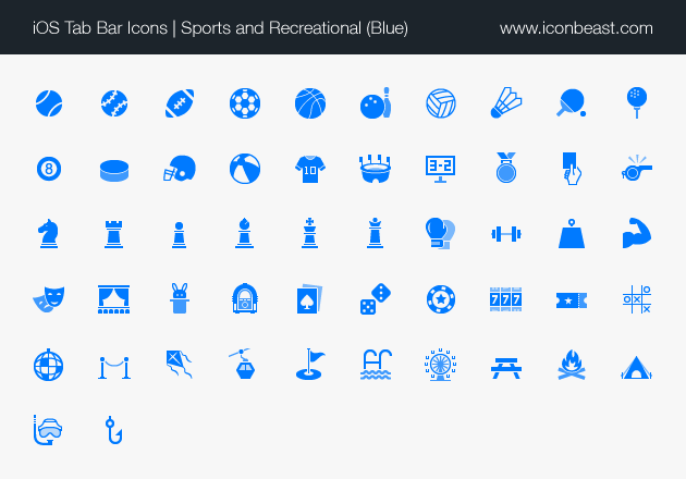 Dumbbell Icon Vector Sports and Recreationa...